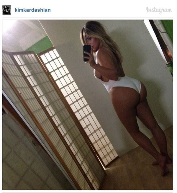 Kim Kardashian's Sexy Picture (2 pics)