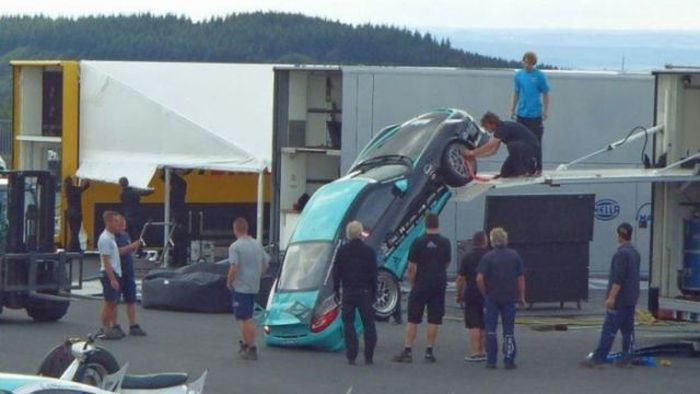Funny and Unfortunate Vehicle Moments (44 pics)
