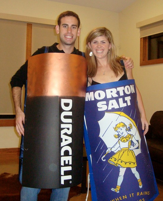 Clever Halloween Costumes (34 pics)