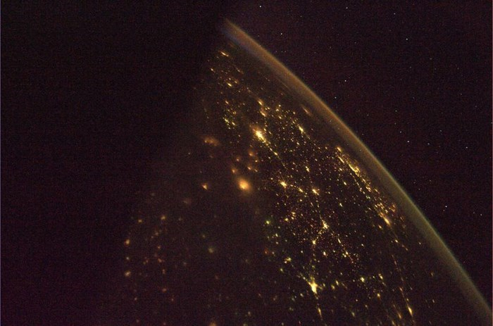 Our Planet as Seen from the ISS (25 pics)