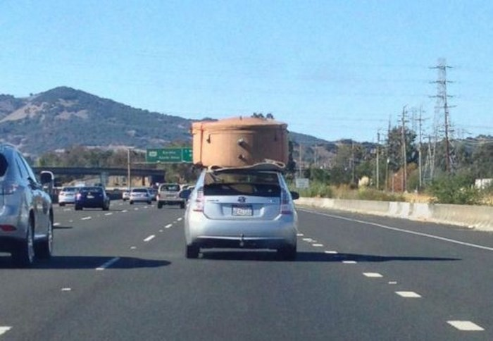 Strange Transportation. Part 2 (28 pics)