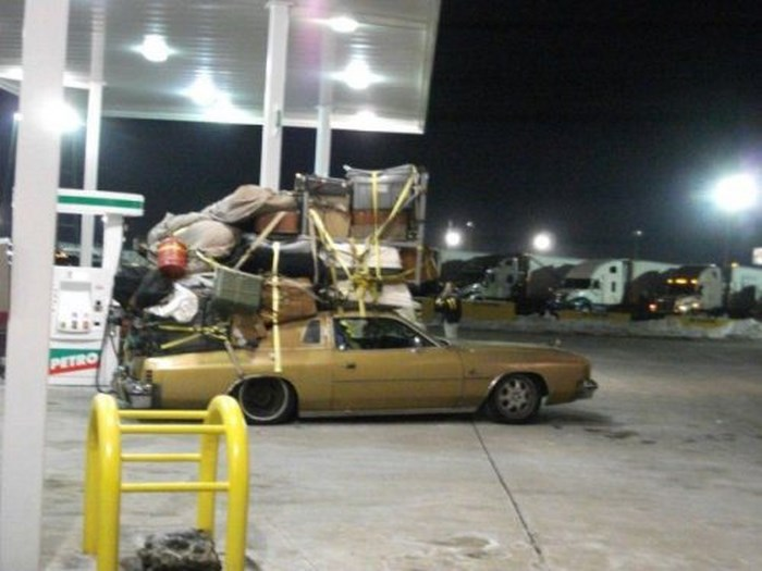 Strange Transportation. Part 2 (28 pics)