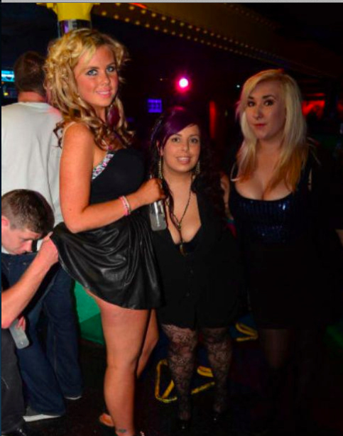 People We Don't Want to See in the Clubs (21 pics)