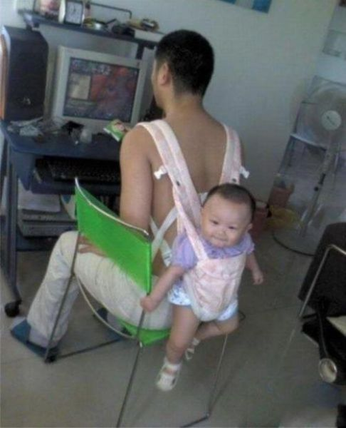 Bad Parenting (44 pics)