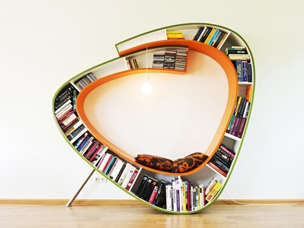Great Things for Every One Who Likes Books (23 pics)
