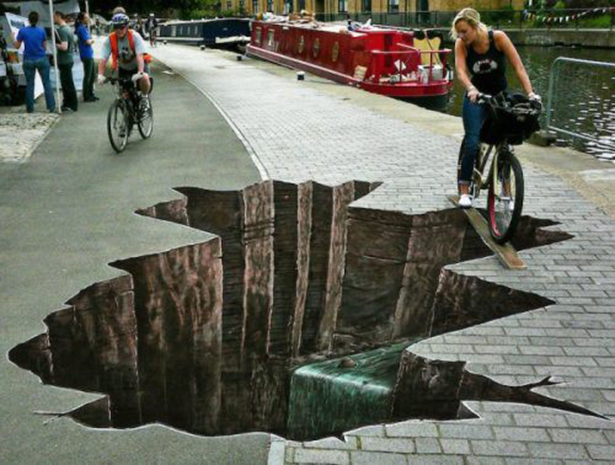 Awesome Street Art (24 pics)