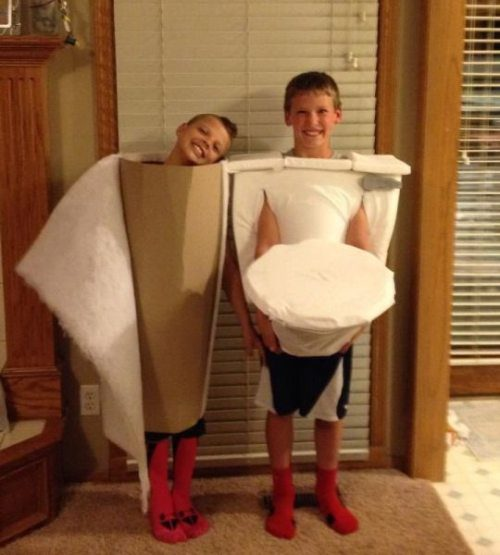 Even More Halloween Costumes (55 pics)