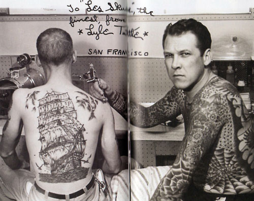 Tattoos from the Past (21 pics)
