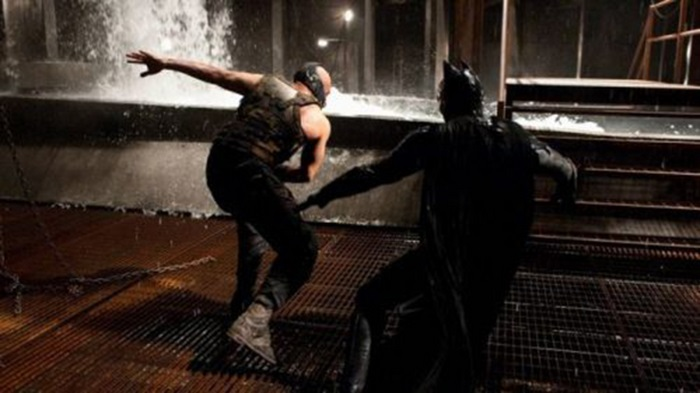 Behind The Scenes of the Epic Batman and Bane Fight (45 pics)
