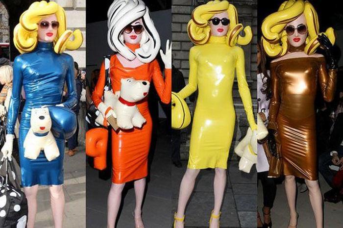 Weird Fashion (27 pics)