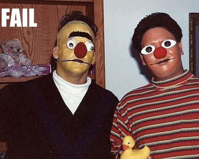 Very Bad Halloween Costumes (27 pics)