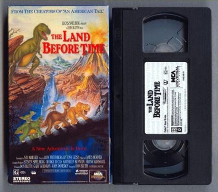 VHS Tapes from the Past (35 pics)