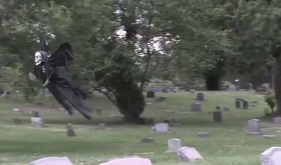 Scary Halloween Prank