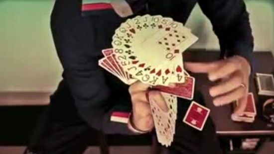Incredible Card Tricks and Skills