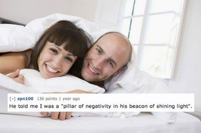 Really Bad Break Up Stories (22 pics)