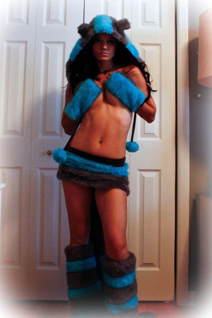Hot Halloween Girls (45 pics)