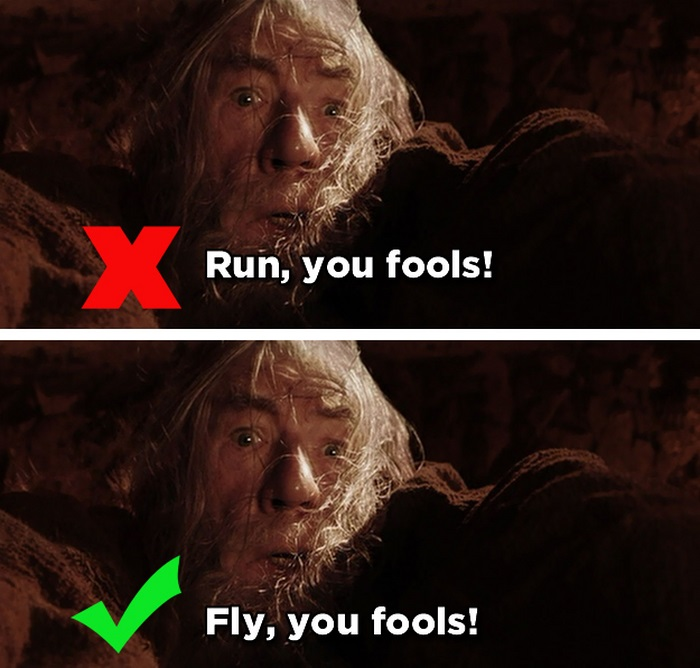 Famous Movie One-Liners We've Been Quoting Wrong (14 pics)