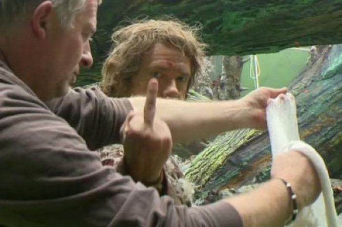 Martin Freeman's Middle Finger (20 pics)