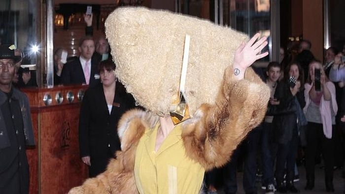 Lady Gaga as a Chicken Nugget (3 pics)