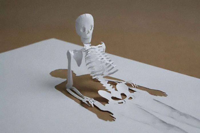 Beautiful Paper Art (72 pics)