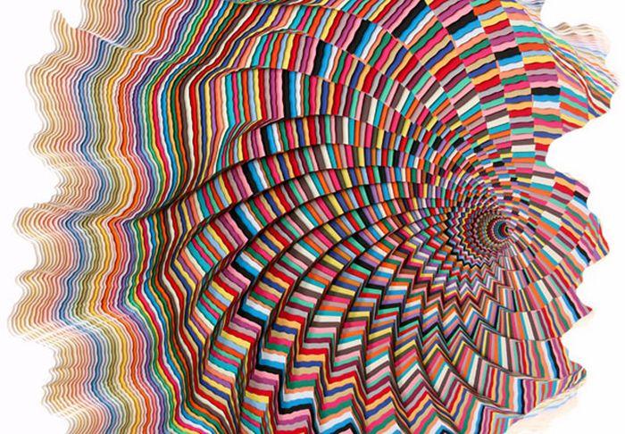 Beautiful Paper Art (72 pics)