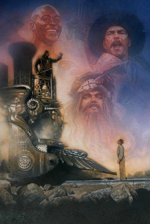 Movie Posters by Drew Struzan (17 pics)