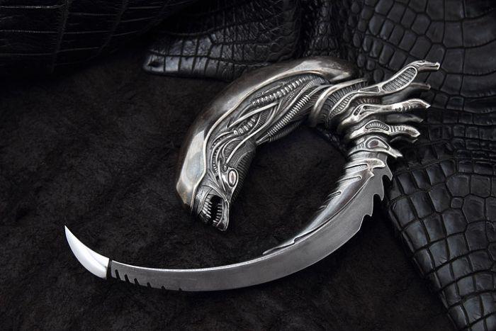 Alien Knife (7 pics)