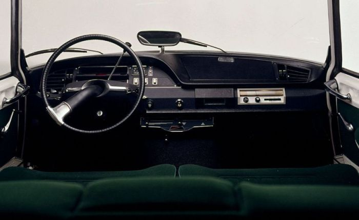 Car Interiors (50 pics)