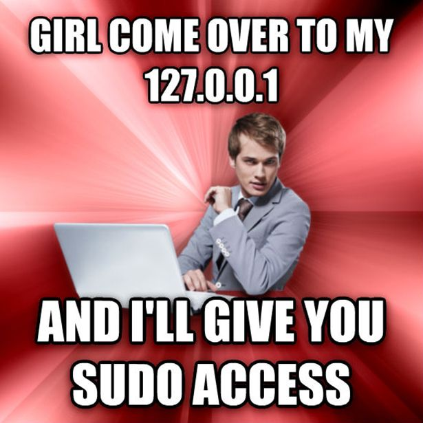 Overly Suave IT Guy (13 pics)