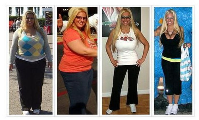 Taylor Stevens Gained and Lost Weight (19 pics)