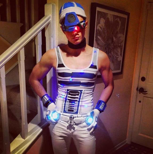 2013 Celebrities Halloween Costumes (48 pics)