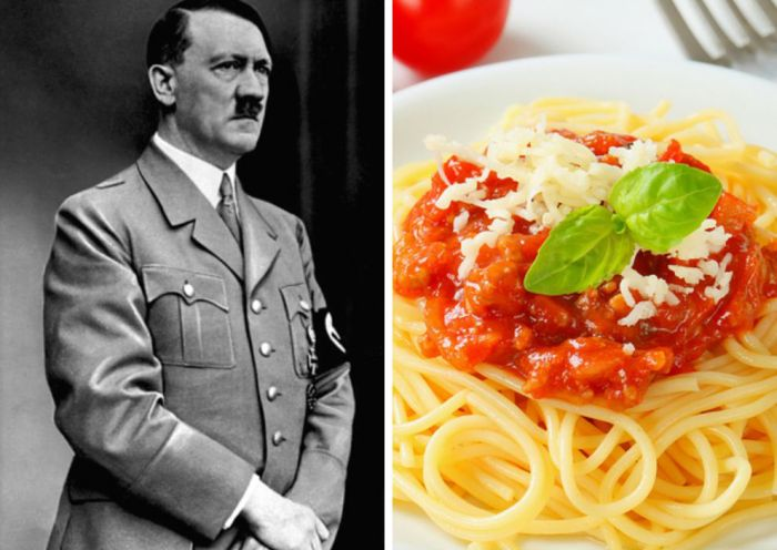 Last Meals Of Famous People (12 pics)