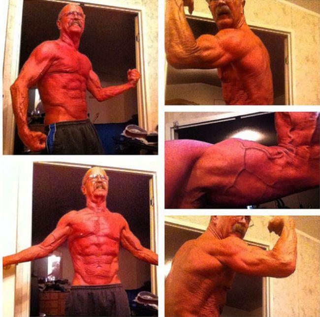 Super Grandpa (19 pics)