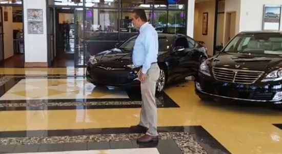 Car Dealer Dance
