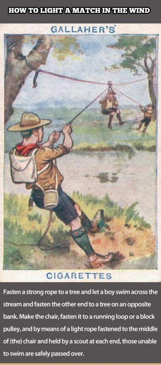 Lifehacks 100 Years Ago (10 pics)
