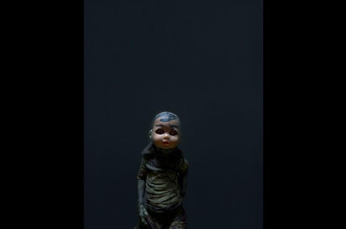 Masked Monkeys of Jakarta (17 pics)
