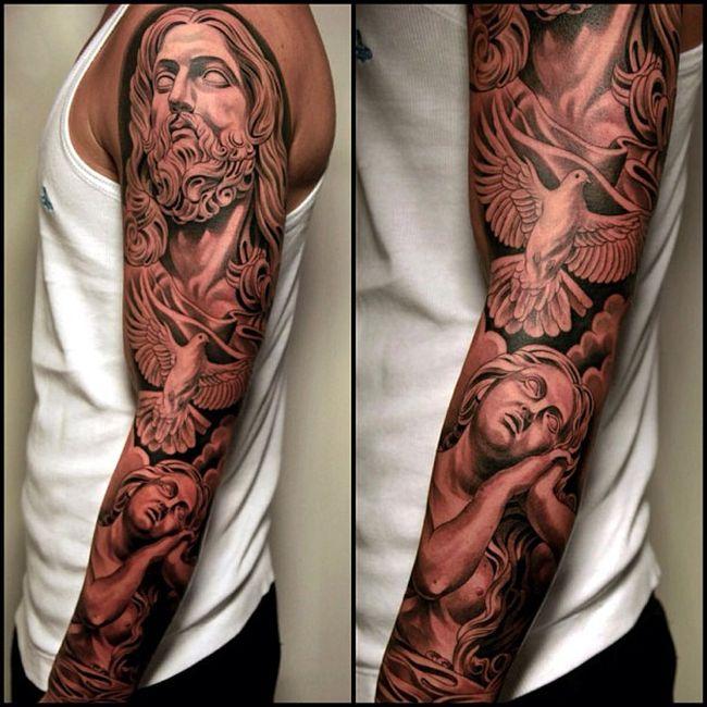 Amazing Tattoos by Jun Cha (26 pics)