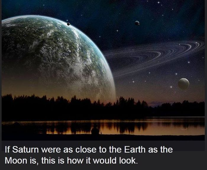 science facts interesting saturn earth barnorama moon shares pages