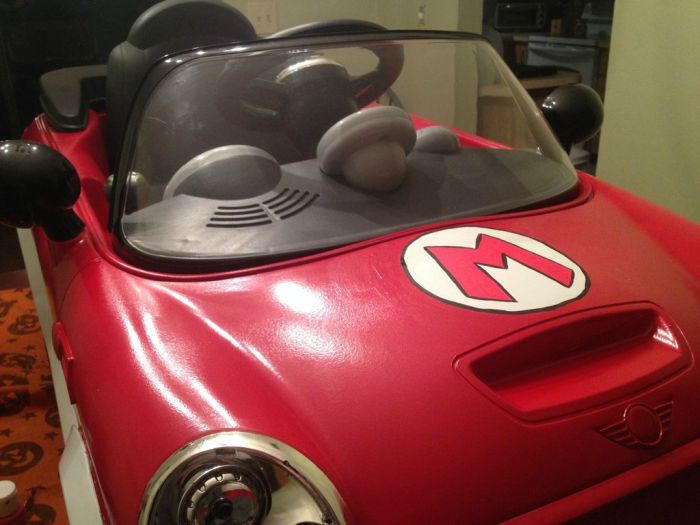 Custom Mario Kart (12 pics)