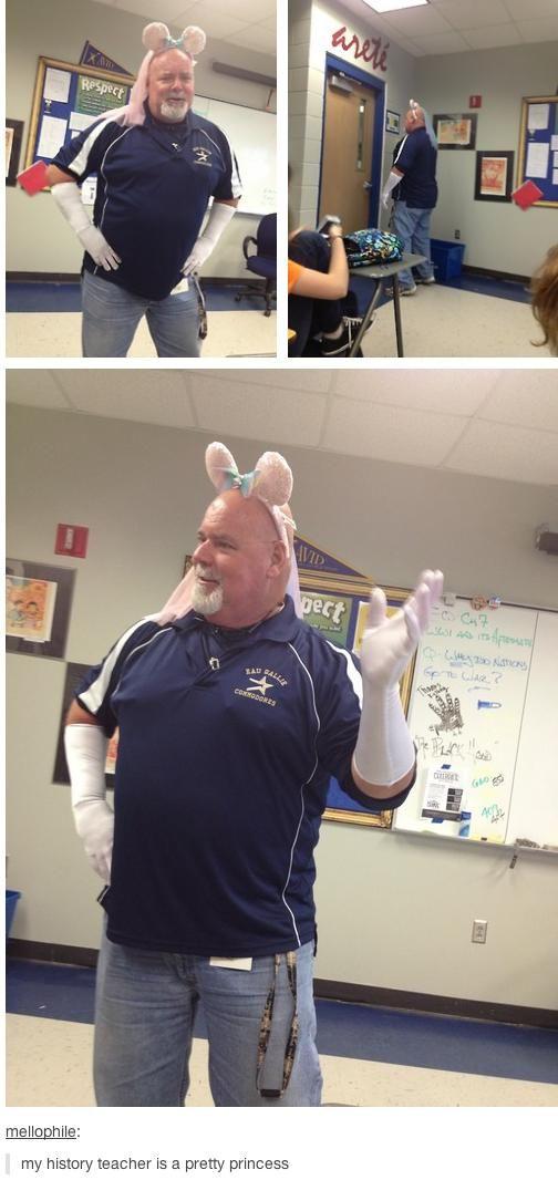 Awesome Teachers (20 pics)