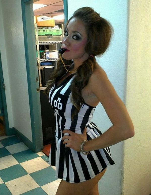 Sexy Halloween Costumes (30 pics)
