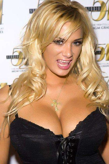 Porn Stars in Real Life (64 pics)