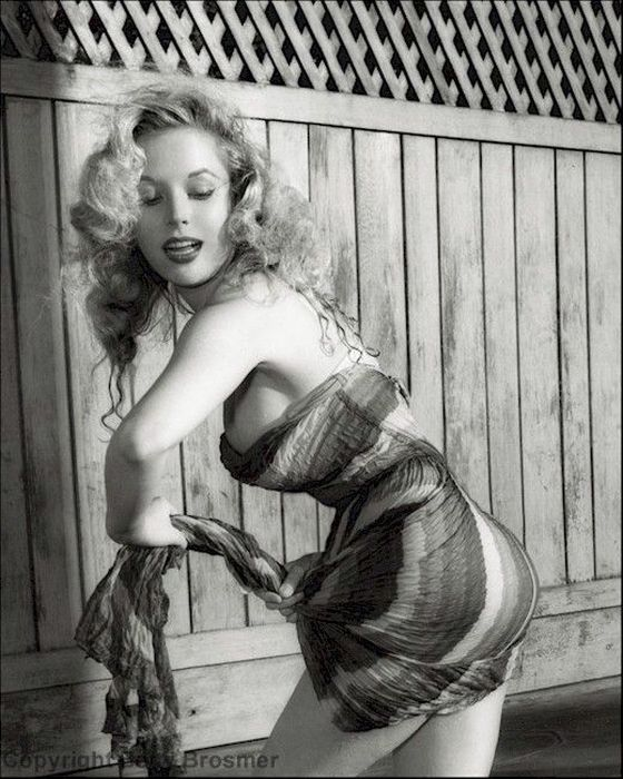Betty Brosmer (51 pics)