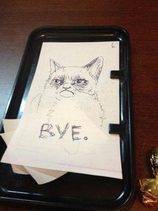 When Restaurants Have Fun (21 pics)