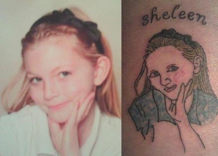 Very Bad Tattoos (16 pics)