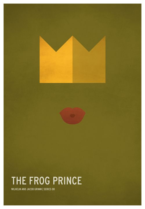 Minimalistic Posters Of Your Childhood Stories (19 pics)