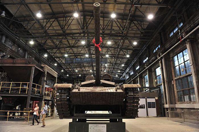 Type-99 Tank (11 pics)