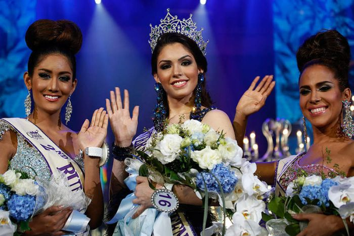 Miss International Transgender 2013 Contest in Thailand (11 pics)