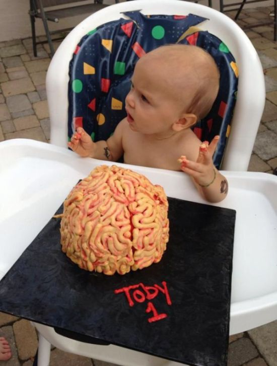 Brains for Toby (3 pics)