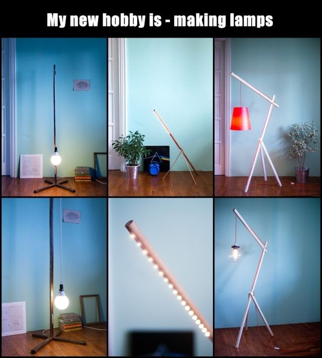 Creative DIY Projects (34 pics)